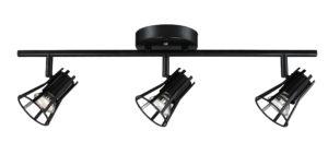 Track Light Modern Ulextra tk445-3-bk