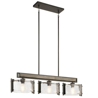 Pendant Lighting Traditional Rustic ABERDEEN Kichler 43896OZ