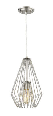 Pendant Lighting Transitional Modern QUINTUS Z-Lite 442MP-BN