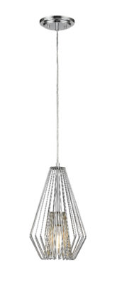 Pendant Lighting Transitional Modern QUINTUS Z-Lite 442MP-CH