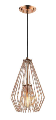 Pendant Lighting Transitional Modern QUINTUS Z-Lite 442MP-CR