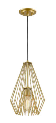 Pendant Lighting Transitional Modern QUINTUS Z-Lite 442MP-MG