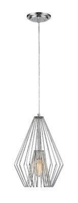 Pendant Lighting Transitional Modern QUINTUS Z-Lite 442MP12-CH