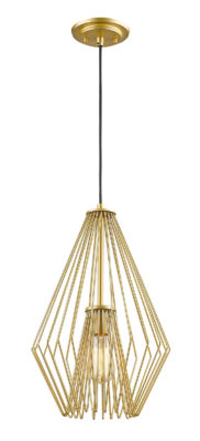 Pendant Lighting Transitional Modern QUINTUS Z-Lite 442MP12-MG