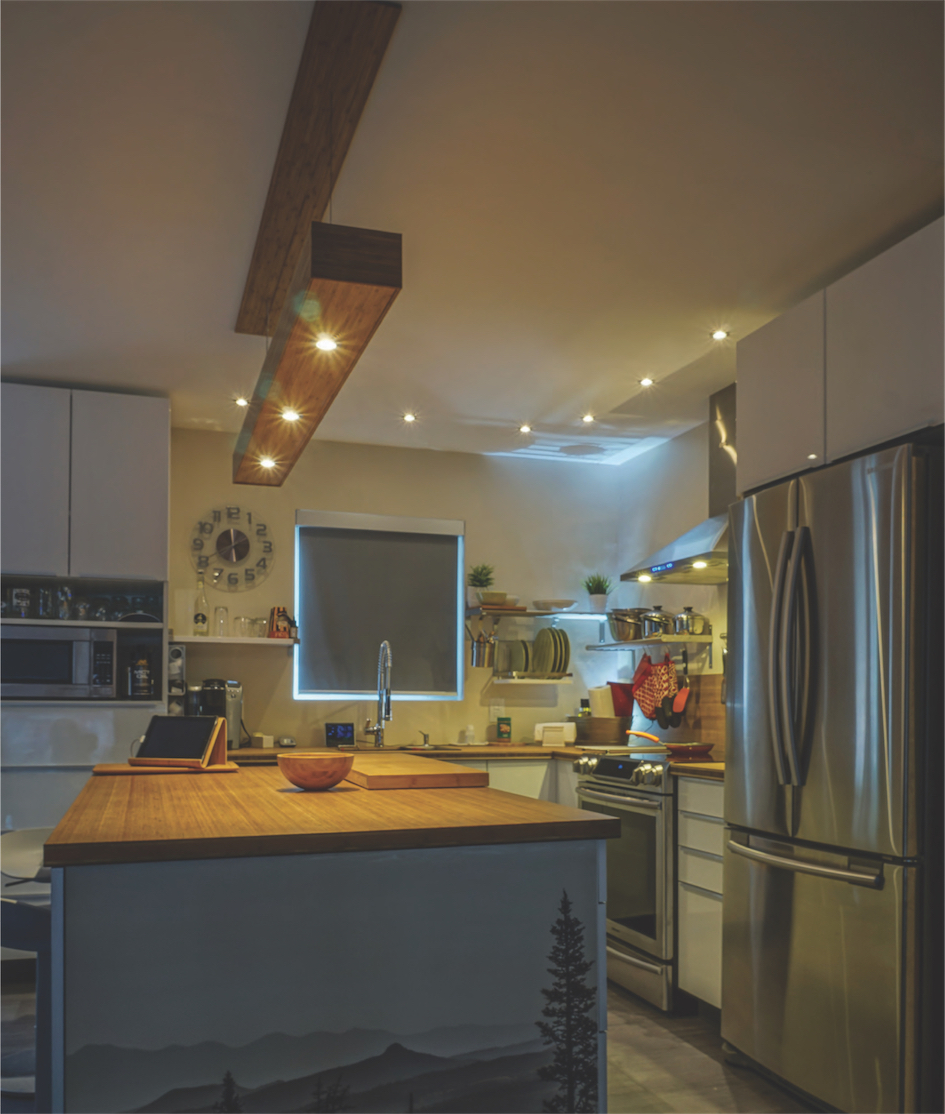 luminaire encastr pkd3 bk. Black Bedroom Furniture Sets. Home Design Ideas
