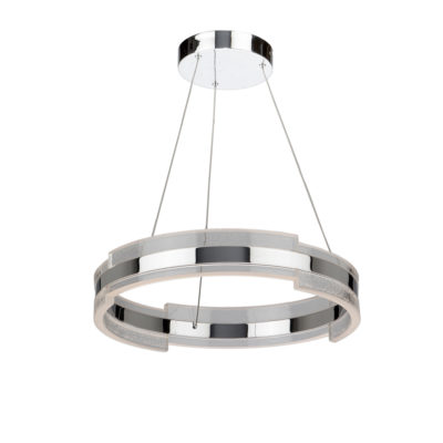 Pendant Lighting Modern SATURN Artcraft AC7471CH