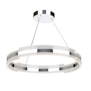 Pendant Lighting Modern SATURN Artcraft AC7472CH
