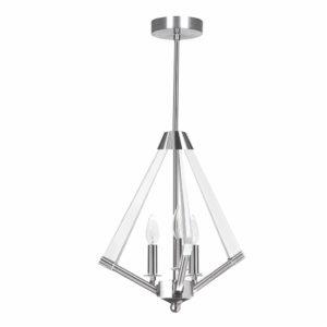 Pendant Lighting Contemporary ALT Dainolite ALT-278C-VB