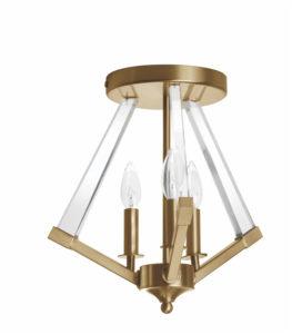 Pendant Lighting Contemporary ALT Dainolite ALT-225C-PC