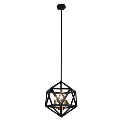 Pendant Lighting Transitional ARCHELLO Dainolite ARC-143C-AB