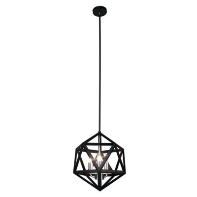 Pendant Lighting Transitional ARCHELLO Dainolite ARC-143C-SC