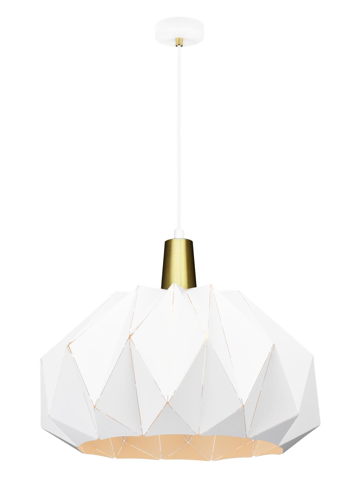 Pendant Lighting Modern THE ORIGAMI Matteo C70911WH