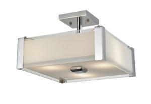 Flush Mount Lighting Modern Dvi DVP10311SN-SSOP