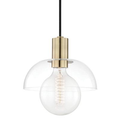 Pendant Lighting Modern KYLA Hudson Valley H107701-AGB