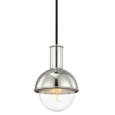 Pendant Lighting Modern RILEY Hudson Valley H111701-PN