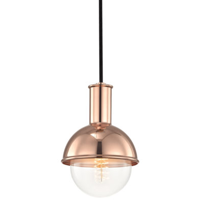 Pendant Lighting Modern RILEY Hudson Valley H111701-POC