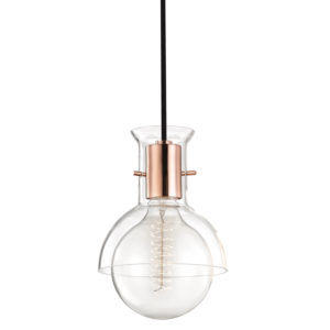 Pendant Lighting Modern RILEY Hudson Valley H111701G-POC