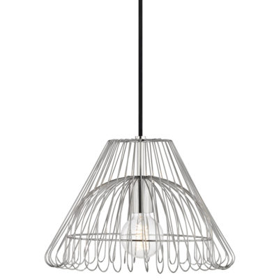 Pendant Lighting Modern KATIE Hudson Valley H180701S-PN