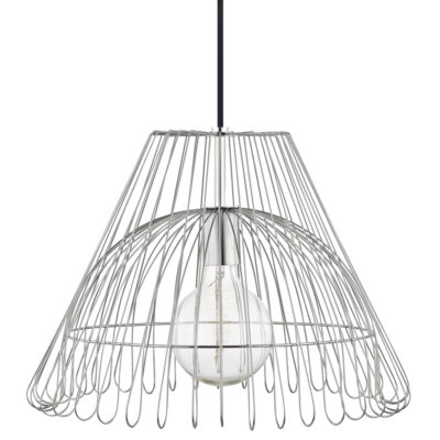 Pendant Lighting Modern KATIE Hudson Valley H180701L-PN