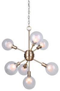 Pendant Lighting Modern ESTELLA Canarm ICH683A07GD9