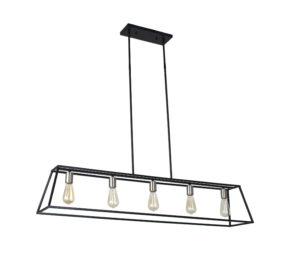 Pendant Lighting iL IL001-1015BK