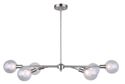 Pendant Lighting Modern HEALEY Canarm IPL346B06BN9