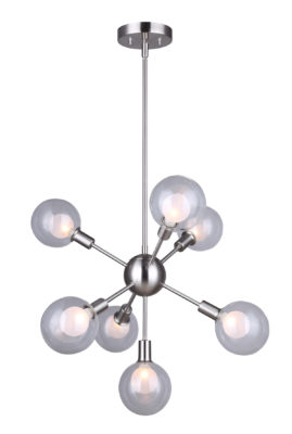 Pendant Lighting Modern HEALEY Canarm IPL346B07BN9