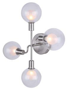 Wall Sconce Lighting Modern  HEALEY Canarm IWF346B04BN9