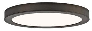 Round Flush Mount Lighting Modern Canarm LED-SM11DL-ORB-C