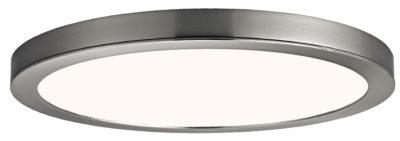 Round Flush Mount Lighting Modern Canarm LED-SM15DL-BN-C