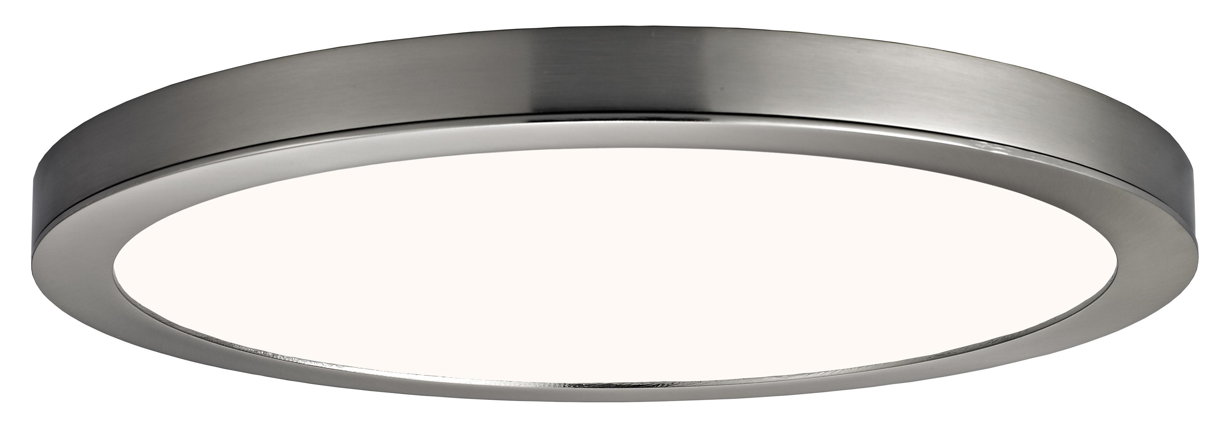 luminaire plafonnier rond led sm15dl bn c. Black Bedroom Furniture Sets. Home Design Ideas