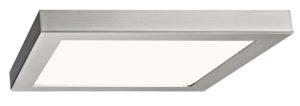 Square Flush Mount Lighting Modern Canarm LEDS-SM11DL-BN-C