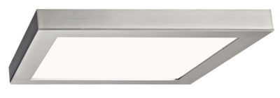 Square Flush Mount Lighting Modern Canarm LEDS-SM11DL-BN-C