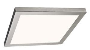 Square Flush Mount Lighting Modern Canarm LEDS-SM15DL-BN-C