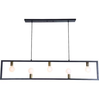 Luminaire suspendu moderne industriel VERA Renwil LPC4067