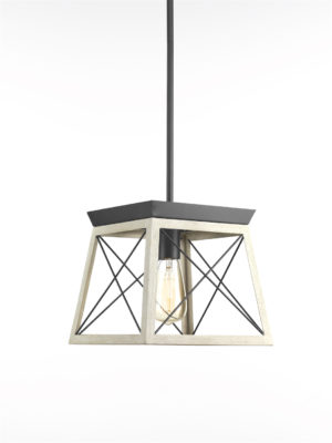 Pendant Lighting rustic traditional BRIARWOOD Progress P500041-143