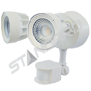 Security Lighting Modern LED with motion sensor Standard 64603