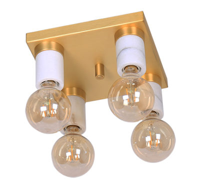 Flush Mount Lighting Transitional MARBELLA Signature M & M 2150-89