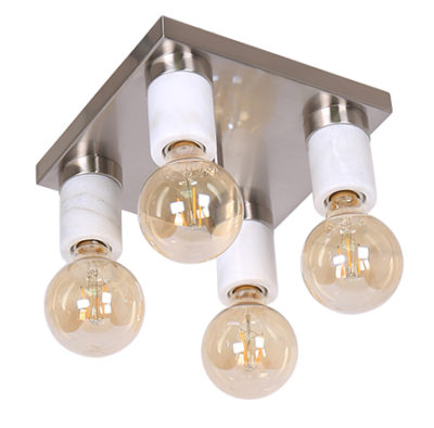 Flush Mount Lighting Transitional MARBELLA Signature M & M 2150-44