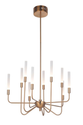 Pendant Lighting Traditional VALDI Craftmade 49610-SB