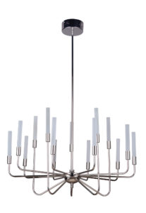 Pendant Lighting Traditional VALDI Craftmade 49615-SPLN