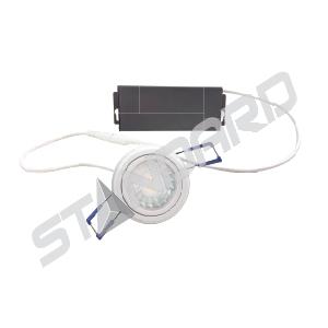 Recessed Lighting LED orientableModern Standard 65981