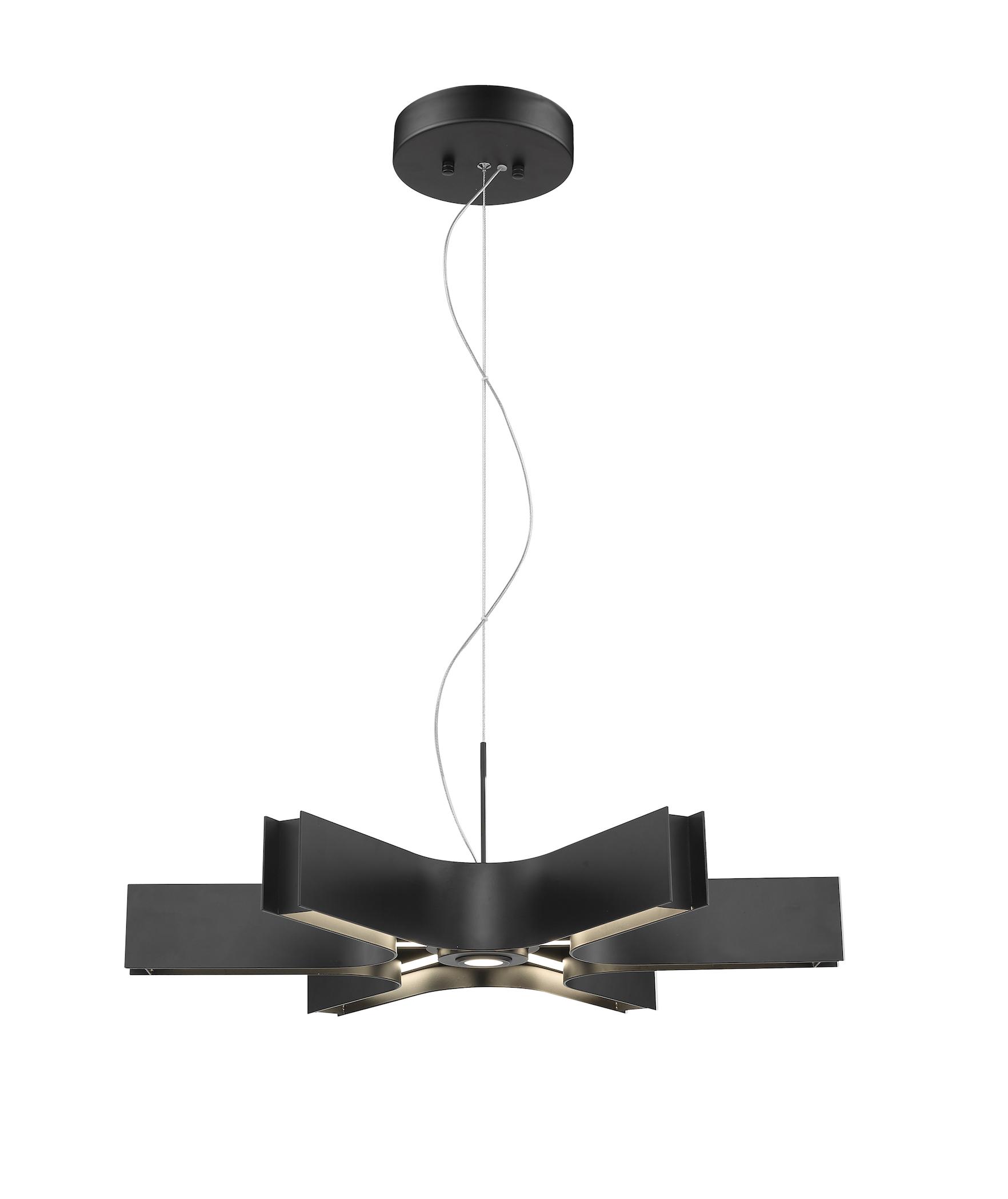 Pendant Lighting Transitional ARCANO Z-Lite 8002-24MB-LED