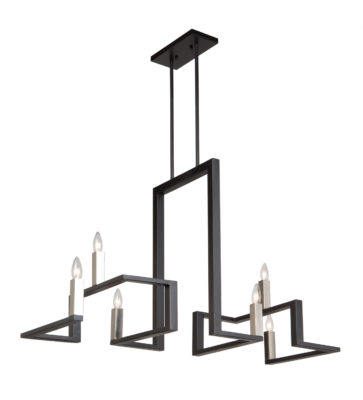 Pendant Lighting Contemporary URBAN CHIC Artcraft AC11137