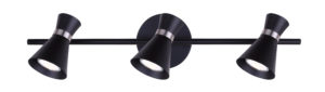 Track lighting Modern GRIFFITH Canarm IT668A03BKN10