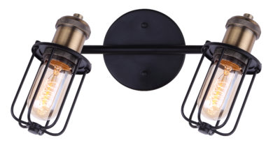 Track lighting industrial VOX Canarm IT704A02BKG