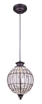 Pendant Lighting  Contemporary TILLY Canarm LPL145A09ORB