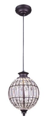 Pendant Lighting  Contemporary TILLY Canarm LPL145A09ORB