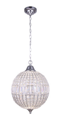 Pendant Lighting  Contemporary TILLY Canarm LPL145A15CH
