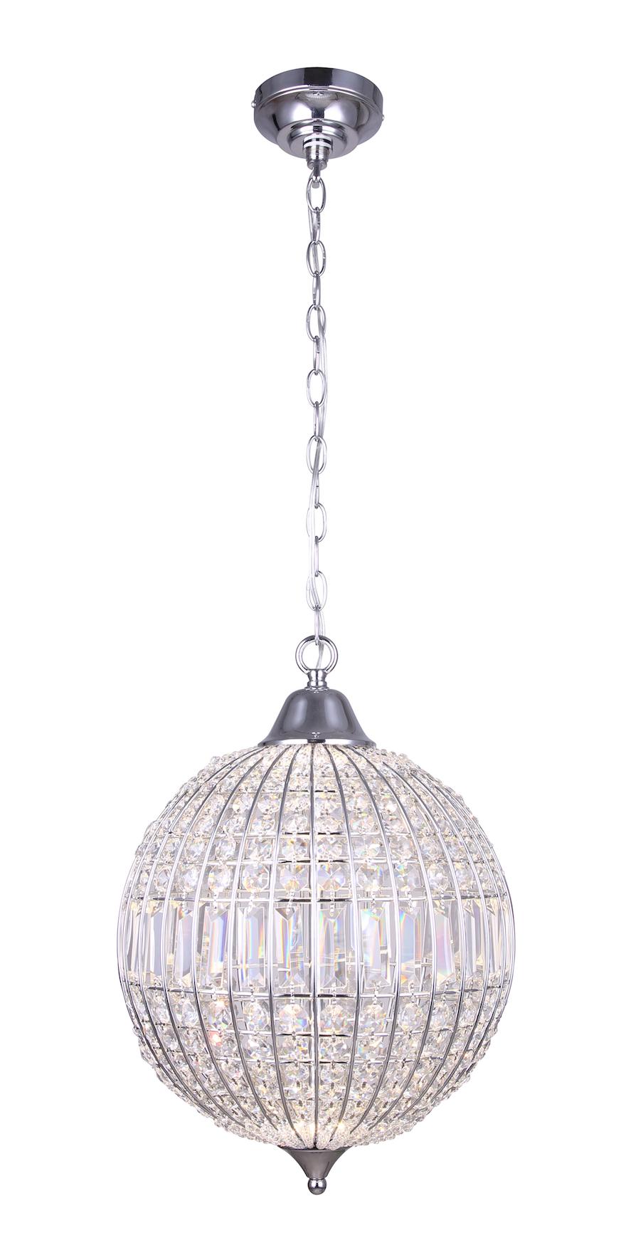 Pendant Lighting  Contemporary TILLY Canarm LPL145A15CH